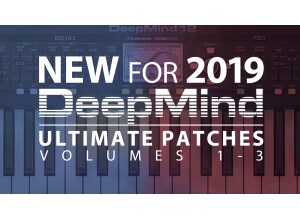 Ultimate Patches DeepMind Volumes 1-3