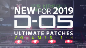 Ultimate Patches D-05 Volumes 1-4