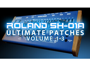 Ultimate Patches SH-01A Volumes 1-3
