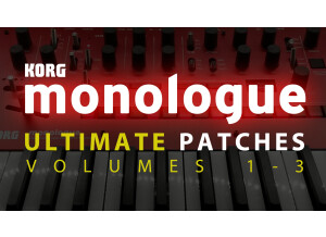 Ultimate Patches Monologue Volumes 1-3
