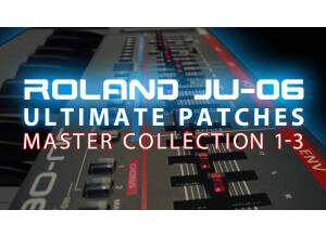 Ultimate Patches JU-06 - Volumes 1-3