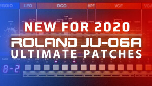 Ultimate Patches JU-06A - Volumes 1-3