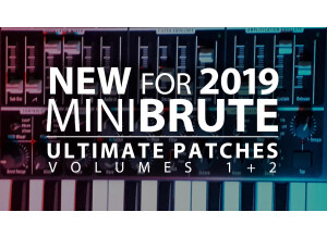 Ultimate Patches MiniBrute Volumes 1+2
