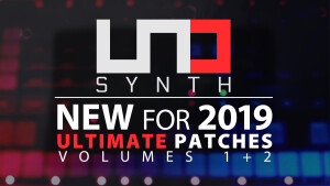 Ultimate Patches UNO Synth - Volumes 1+2
