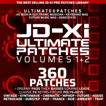 Ultimate Patches JD-Xi - Volumes 1+2