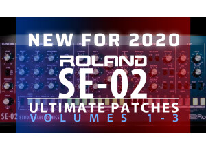 Ultimate Patches SE-02 - Volumes 1-3