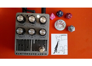 Earthbound Audio Throat locust