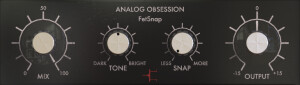 Analog Obsession FetSnap