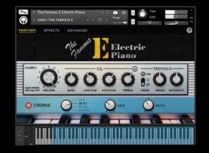 Orange Tree Samples The Famous E Electric Piano