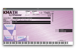 KMusicSoftware Kmath 3