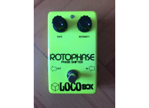 Loco Box Rotophase Phase shifter
