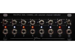ph Multiple Dual Channel (Format 1U Intellijel)
