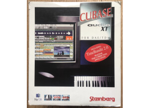 Steinberg Cubase Audio XT