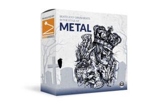 Singular Sound Metal Beats Collection