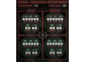 Digital Systemic Emulations Synsonics-V