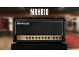 Nembrini Audio passe son MRH810 Lead Series en V2