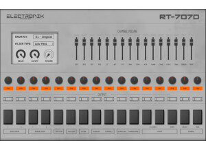 Electronik Sound Lab RT-7070