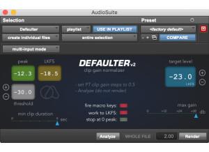 Quiet Art Defaulter 2
