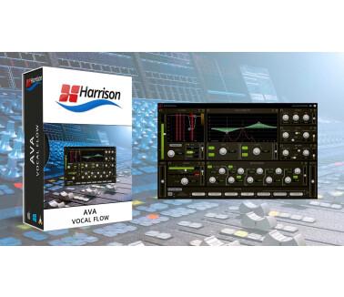 Harrison Consoles AVA Vocal Flow