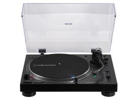 La platine vinyle Audio-Technica AT-LP120X avec USB et Bluetooth