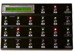 Fractal Audio Systems MFC-101 MK III