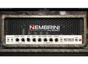 Nembrini Audio BST100 V2 Super Overdrive