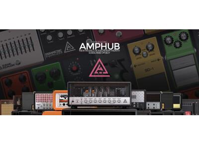 Mise à jour d'AmpHub en version 1.0.8