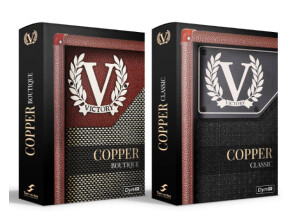 Two Notes Audio Engineering Victory Copper Complete Pack