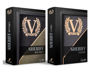 Two Notes Audio Engineering Victory Sheriff Complete Pack