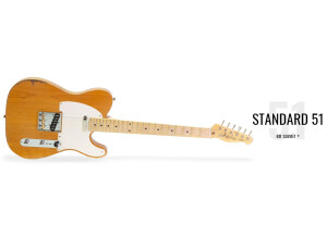 Little Wings Guitars Littlecaster standard 51'