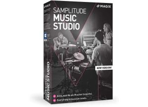 Magix Samplitude Music Studio 2021