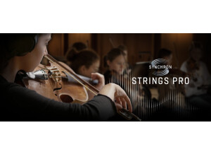VSL (Vienna Symphonic Library) Synchron Strings Pro