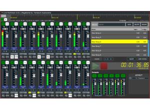 Tantalum Audioware Live Multitrack