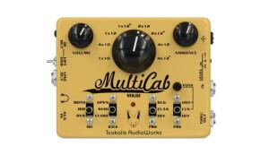 Tsakalis AudioWorks Multicab Mk3