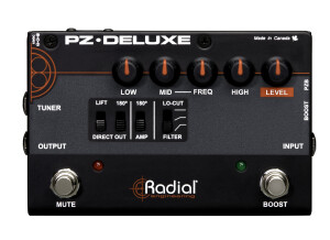 Radial Engineering PZ-Deluxe [2020-Current]