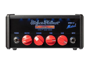 Hughes & Kettner Spirit of Metal