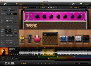 Vox Tone Room