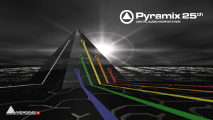 Merging Technologies Pyramix 25th Anniversary Edition