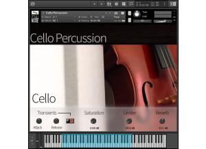 It's All Noise Cello Percussion