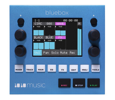 1010music Bluebox
