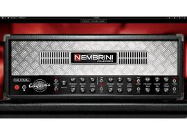 Nembrini émule le Mesa Boogie Dual Rectifier dans le Cali Dual