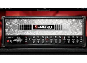 Nembrini Audio Cali Dual Three Channels Guitar Amplifier