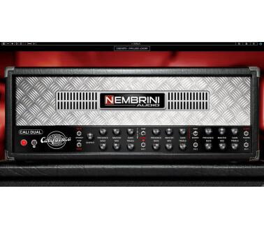 Nembrini Audio Cali Dual Three Channels Guitar Amplifier