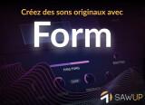 SawUp Créez des sons originaux avec Form