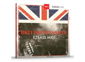 Toontrack British Invasion EZbass MIDI
