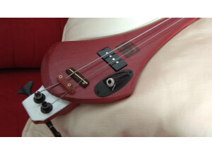 M7Instruments Two string hurley stick bass
