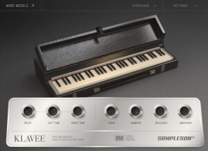 Sampleson Klavee