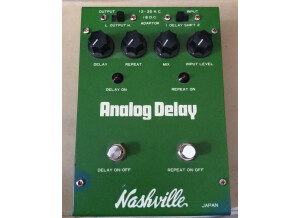 Nashville Recording Workshop Analog Delay
