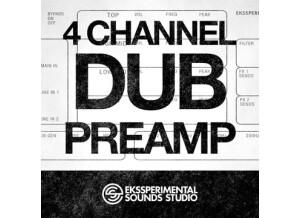 Ekssperimental Sounds Studio 4 Channel Dub Preamp
