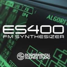 Ekssperimental Sounds Studio ES400 FM Synthesizer